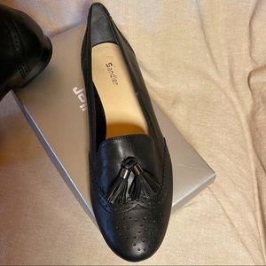 Sander Trudy Flats - Black glove size 11B